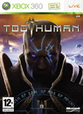 UK Boxshot of Too Human (XBOX360)