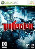 UK Boxshot of Wolfenstein (XBOX360)