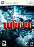 US Boxshot of Wolfenstein (XBOX360)