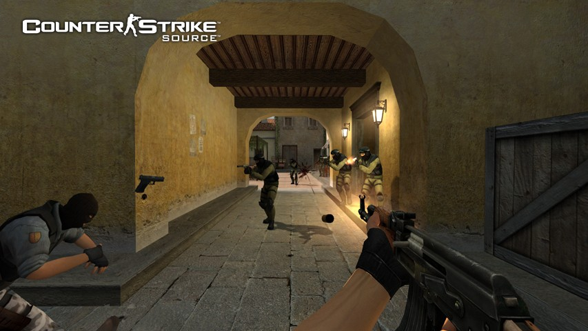 screen7 large Counter Strike: Source [Full.PC]