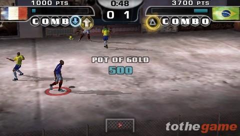 FIFA Street 2 / ENG / Sport / 2006 / PSP [ISO]