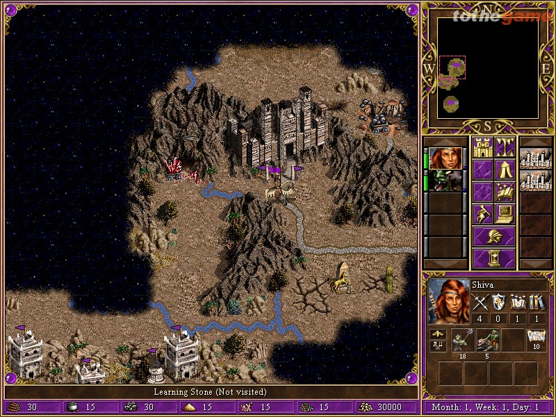 screen2 large Heroes of Might and Magic III: Complete Free Download [PC]