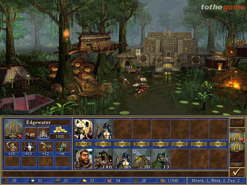 screen4 large Heroes of Might and Magic III: Complete Free Download [PC]