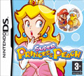 UK Boxshot of Super Princess Peach (DS)