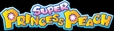 Logo of Super Princess Peach (DS)