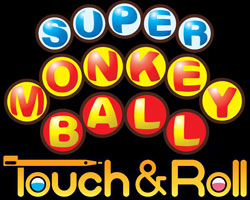 Logo of Super Monkey Ball Touch & Roll (DS)