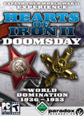 US Boxshot of Hearts of Iron II: Doomsday (PC)