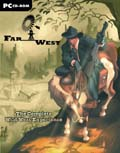 UK Boxshot of Far West (PC)