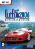 UK Boxshot of Outrun 2006: Coast 2 Coast (PC)