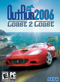 US Boxshot of Outrun 2006: Coast 2 Coast (PC)