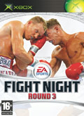 UK Boxshot of Fight Night Round 3 (XBOX)