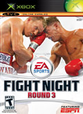 US Boxshot of Fight Night Round 3 (XBOX)