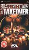 UK Boxshot of Def Jam Fight for NY: The Takeover (PSP)