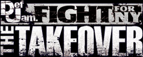 Logo of Def Jam Fight for NY: The Takeover (PSP)