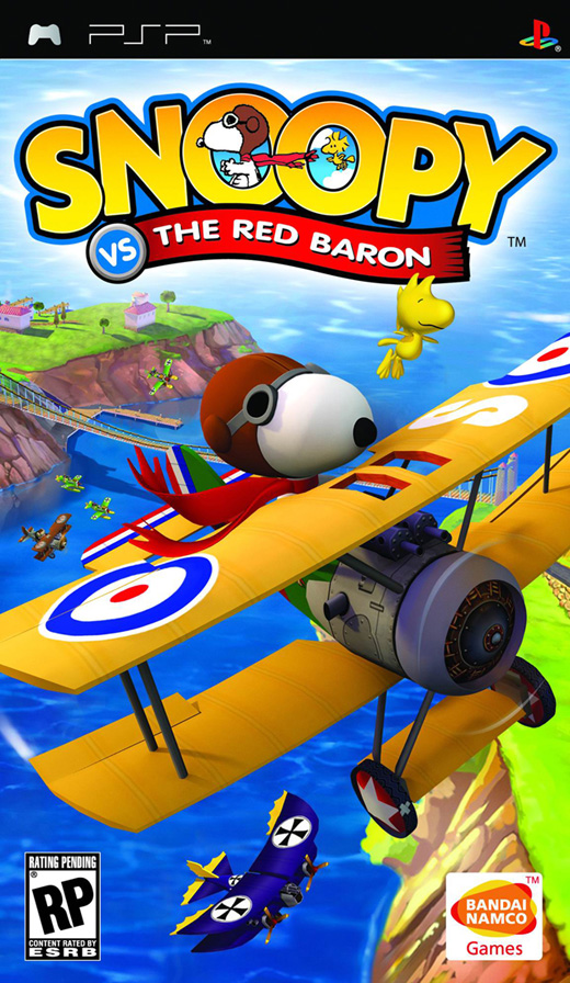 Snoopy Vs The Red Baron USA UMDRIPBADR1X preview 0