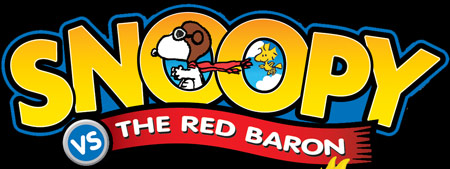 Logo of Snoopy vs The Red Baron (PC)