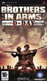 UK Boxshot of Brothers in Arms: D-Day (PSP)