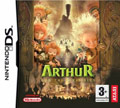 UK Boxshot of Arthur and the Invisibles (DS)