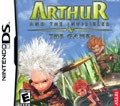 US Boxshot of Arthur and the Invisibles (DS)