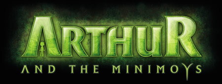 Logo of Arthur and the Invisibles (DS)