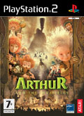 UK Boxshot of Arthur and the Invisibles (PS2)
