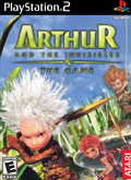 US Boxshot of Arthur and the Invisibles (PS2)
