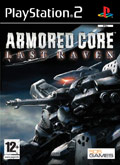UK Boxshot of Armored Core: Last Raven (PS2)
