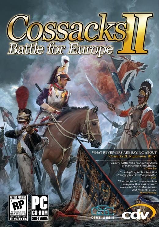 Cossacks II: Battle for Europe PC Download