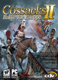 US Boxshot of Cossacks II: Battle for Europe (PC)