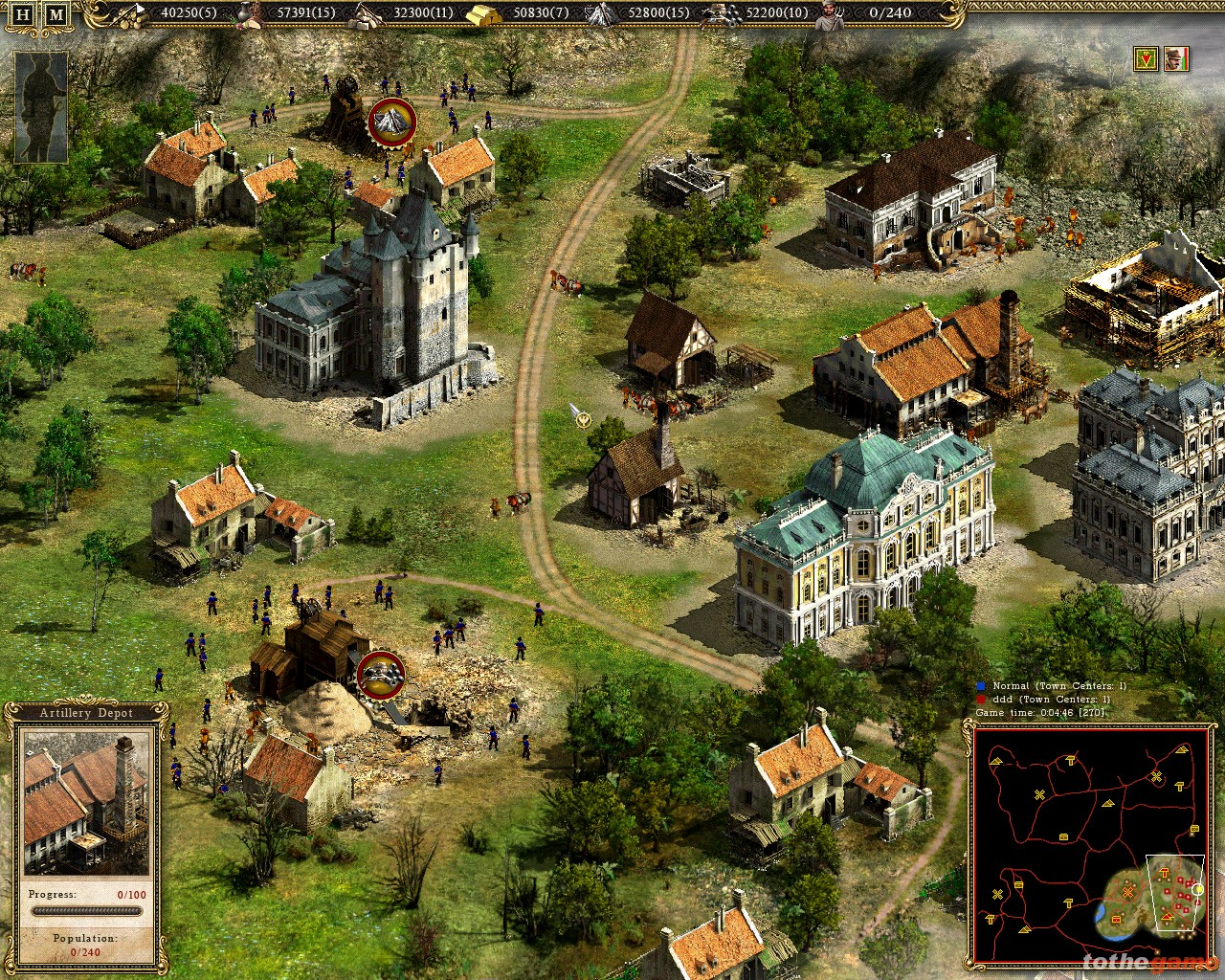 screen2 large Cossacks II: Battle for Europe PC Download
