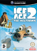 UK Boxshot of Ice Age 2: The Meltdown (GAMECUBE)