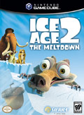 US Boxshot of Ice Age 2: The Meltdown (GAMECUBE)