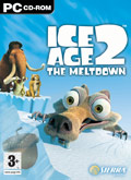 UK Boxshot of Ice Age 2: The Meltdown (PC)