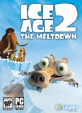US Boxshot of Ice Age 2: The Meltdown (PC)