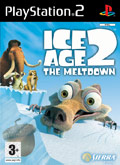 UK Boxshot of Ice Age 2: The Meltdown (PS2)