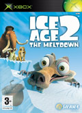 UK Boxshot of Ice Age 2: The Meltdown (XBOX)