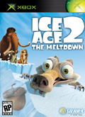 US Boxshot of Ice Age 2: The Meltdown (XBOX)