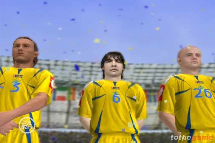 Screenshot of 2006 FIFA World Cup Germany (PC)