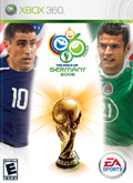 US Boxshot of 2006 FIFA World Cup Germany (XBOX360)