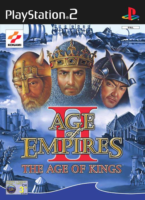[mu] Ps2 - Age Of Empires 2 [multi5] Boxshot_uk_large