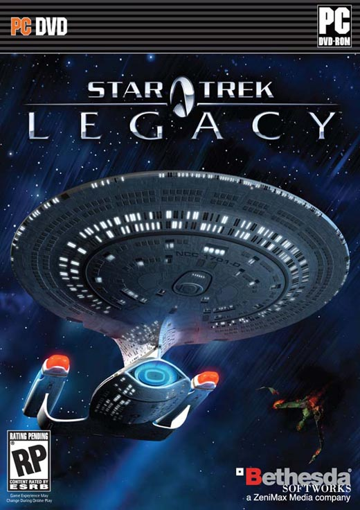 Star Trek Legacy Full PC Free Download