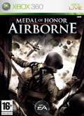 UK Boxshot of Medal of Honor: Airborne (XBOX360)