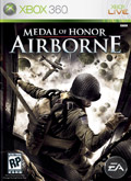 US Boxshot of Medal of Honor: Airborne (XBOX360)