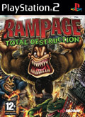 UK Boxshot of Rampage: Total Destruction (PS2)