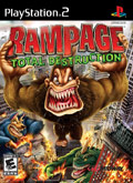 US Boxshot of Rampage: Total Destruction (PS2)