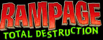 Logo of Rampage: Total Destruction (PS2)