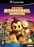 UK Boxshot of Super Monkey Ball Adventure (GAMECUBE)