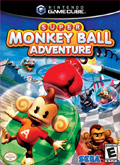 US Boxshot of Super Monkey Ball Adventure (GAMECUBE)