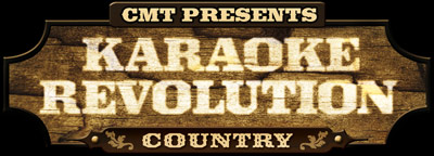 Logo of Karaoke Revolution: Country (PS2)