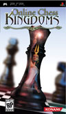 US Boxshot of Online Chess Kingdoms (PSP)